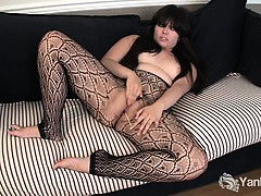 asian-hermine-toying-her-hairy-pussy