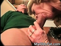 Busty Milf Whore Sucking Big Cock Part3