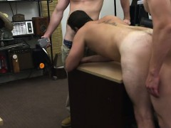 Pawn Shop Straight Amateur Gay Spitroast