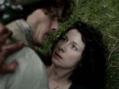 caitriona balfe sexy tits and butt in sex scenes
