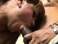 Lovely Tranny Tries Bawdy Experiments