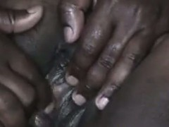 Fat Indian Pussy Getting Fingered