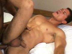 Hunk Horny Latino Gay Bareback Sex