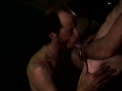 Hairy Straight Guy Licking Pals Dick