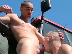 French Farmer Ass Fucked