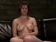 Clitpierced Strapon Sub Dominated By Lesbos