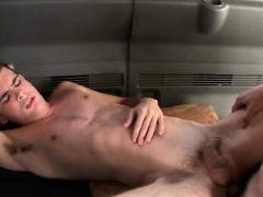 Gay Teen Ass Filled With Big Cock In Boys Bus
