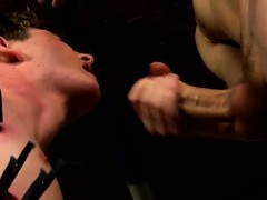 Hardcore Gay Punishing The Sexy New Boy