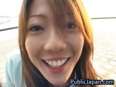 Juri Wakatsuki Hot Asian Model Gives Part5