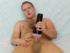 gay-teddy-bear-does-a-solo-in-nylon-panty-hose