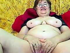 fat-grandmother-with-glasses-masturbates