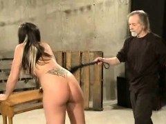 brunette-gets-her-perfect-ass-whipped