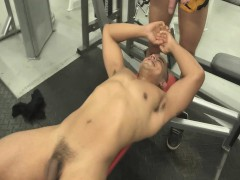 naked-workout-seduces-man-in-gym