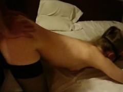 Cuckolding Wife Fucked Like A Doggy