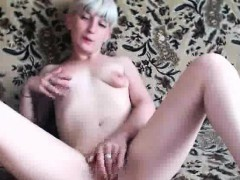 slender-blond-squeezes-her-small-tits-with-large-nipples-and