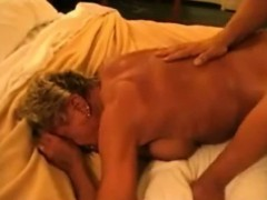 Amateur Granny Fucked By A Young Stud