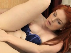 Charming Beauty Is Pounding Her Twat With Hard Dildo