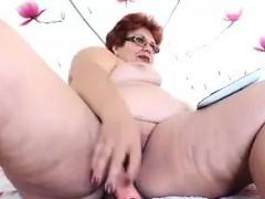 fat-granny-masturbates-with-a-toy