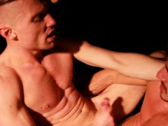 Ripped Stud Assfucked Doggystyle