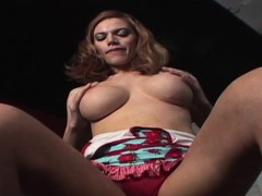 Polly Plays With Her Pretty Nipples