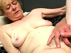 Extra Hairy Granny Cunt