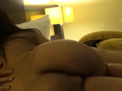 Desi Milf With Nice Ass Gets Quick Doggystyle
