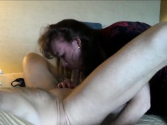 Horny Wife Cheating On Her Husband