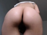 Fit Girl Masturbation and Orgasm