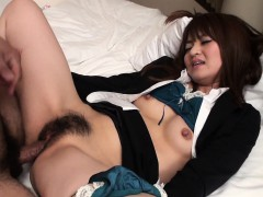 Cute And Arousing Asian Wife Getting Fucked Doggy Style