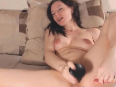 hot-brunette-dildo-fucking-her-pussy-and-ass