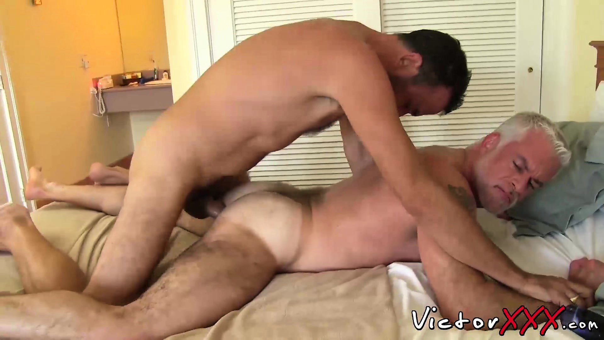 Free naked older men movies