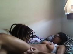 Nerdy Black Teen Lets Me Take Her Virginity