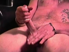 Mature Amateur Michael Jacking Off