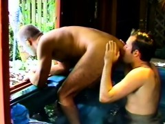 Two Handsome Young Fuckers Enjoy Watching Each Other Masturbate