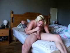 Attractive Blonde Trips On Fucks And Top Doggystyle With Se