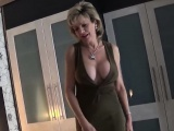 Unfaithful english milf lady sonia shows her huge breasts