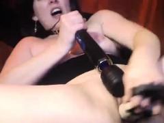 Granny Has An Orgasm