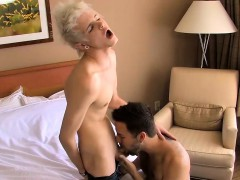 Timo Garrett Feasting On Prestons Cock Before Taking It Deep