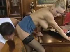 Blonde German Milf Wife Alicia