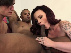 Chloe Carter Big Black Stud Fucks Her In Front Of Hubby