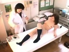 busty-asian-cutie-is-naked-on-the-exam-table-getting-her-cu