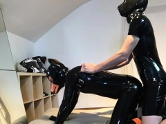 Latex Puppies Having A Good Time (part 2)