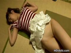 Yuki Ogawa Happily Serves Free Part3