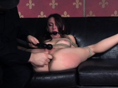 flex-slut-pussy-and-butt-punished-with-toys