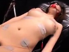 Two Naughty Japanese Babes Getting Pounded Rough Together O