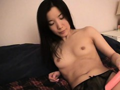 shy asian amateur sex toy real shaking first time orgasm
