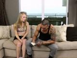 Lily Rader blonde horny teen sex