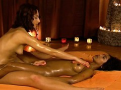 Girls Do Massage From India