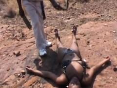 African Ebony Salve Outdoor Big Tits Bdsm