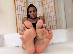 barefeet-latina-tgirl-teasing-with-her-toes